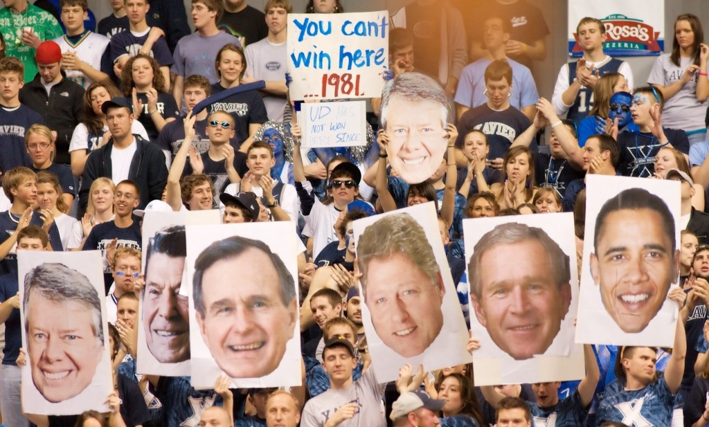 For the love of Jimmy Carter, we have to win this game!