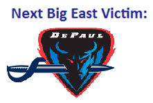 MLK Day matchup - Xavier at DePaul
