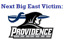Xavier heads to Providence for Saturday noon game